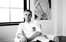 Raf Simons. Courtesy: Willy Vanderperre