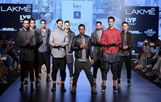 Six designer talents at LFW's Gen Next Show dazzle audience