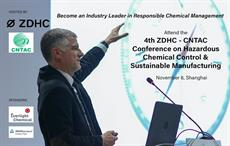 ZDHC-CNTAC conference to be held on Nov 8 in Shanghai