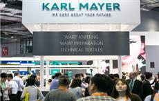 Karl Mayer attracts large crowd at ITMA Asia expo