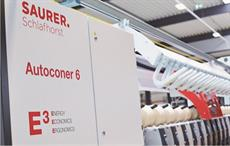 Saurer pursues zero waste with Autoconer machines