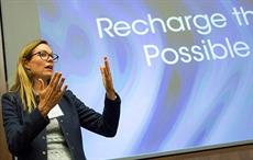 Tosha Hays addressing the conference. Courtesy: College of Family and Consumer Sciences, UGA