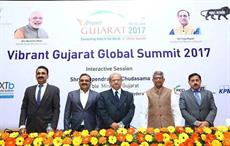 Hyderabad roadshow for Vibrant Gujarat. Courtesy: Vibrant Gujarat