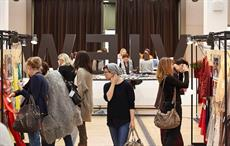 Preview textile fair View showing more than 300 collections
