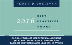 Centric bags Frost & Sullivan 2016 customer value award