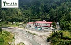 Joy of Life's new production unit in Himachal Pradesh