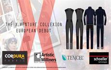 Cordura to show X.Venture Collexion at Munich Start
