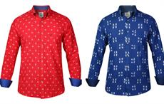 Allen Solly introduces Ikat fabric made shirts