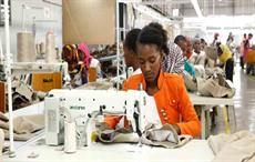 A view of production line in Bole Lemi I industrial park; Courtesy: IPDC