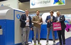Flyeralarm buys Kornit Allegro at Heimtextil 2017