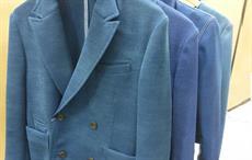 Teijin Frontier debuts indigo like synthetic fibre