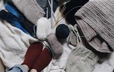 Superfine merino wool helps kids with eczema