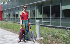 Cornell University has a natural dye garden
