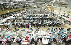 A Brandix apparel factory in Sri Lanka; Courtesy: Brandix