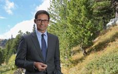 Lenzing CEO Stefan Doboczky; Courtesy: Lenzing