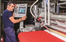 Italian textile firm Mariani Spa installs Monforts unit