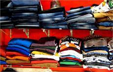 US consumer spending on garments sluggish in 2017