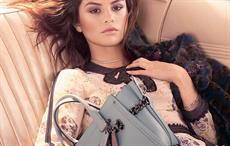 Selena Gomez for Coach; Courtesy: Coach