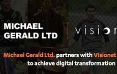 Michael Gerald selects Visionet Systems' digital solutions