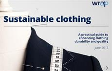 Wrap introduces sustainable clothing guide