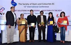 Viral Desai (3rd from left) at the SDC conference; Courtesy: Zenitex