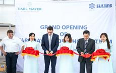 Karl Mayer opens new workshop in Vietnam