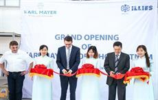 Karl Mayer opens new workshop in Vietnam