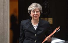 UK Prime Minister Theresa May; Courtesy: gov.uk