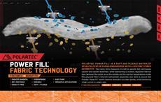 Polartec introduces Polartec Power Fill insulation tech