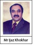 Mr Ijaz Khokhar