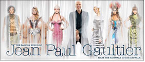 MMFA develops The Fashion World of Jean Paul Gaultier