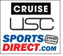 Sports Direct buys USC & Cruise owned by Sir Tom Hunter