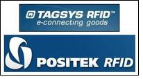 Positek selects TAGSYS LinTRAK tag for textile market