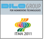 Dilo to exhibit & run complete production line at ITMA