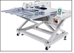 AMS-224EN Series to increase sewing-pattern storage capacity