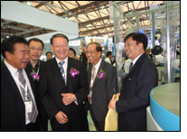 Successful conclusion of ShanghaiTex 2011