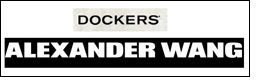 Dockers teams with Alexander Wang & five designer brands