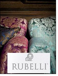 Rubelli   Textiles for furnishing joins INDEX event