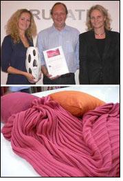 Trevira CS Award at MoOD goes to Bruvatex