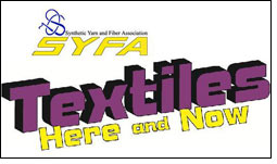 SYFA announces Textiles ... Here and Now Conference