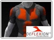 Deflexion offers unique technology for active sports clothing
