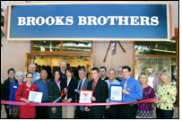 Brooks Brothers opens Factory Store at Viejas Outlets