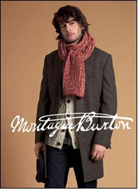 Celebrate Autumn/Winter with Montague Burton collection