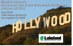 Lakeland to present at 'Best of the Uncovereds' Conference
