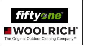 Outdoor producer Woolrich ties up with FiftyOne