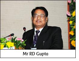 Mr RD Gupta