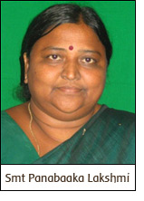 Smt Panabaaka Lakshmi