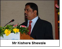 Mr Kishore Shewale