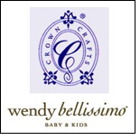 Crown Crafts to make Wendy Bellissimo nursing line