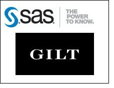 Gilt Groupe increases marketing response rate with SAS